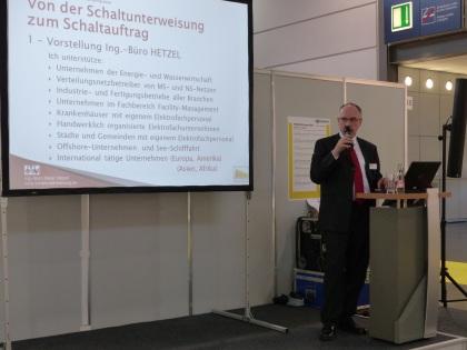 HIVOLTEC 2015 Fachforum Leipzig